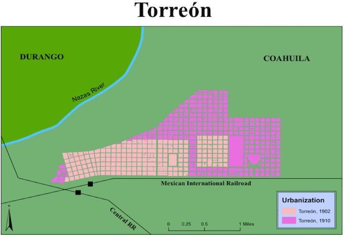 Torreón Digitized